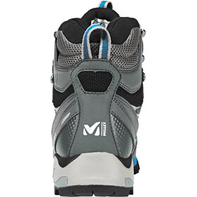 Millet High Route Mesh Shoes Damen aqua/dark grey